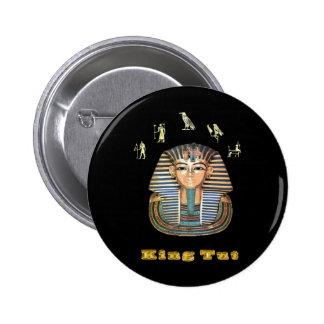 King Tut t-shirt Button