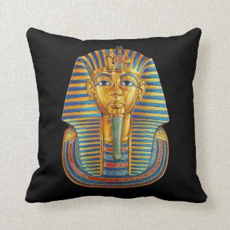 King Tut Throw Pillow Throw Cushions