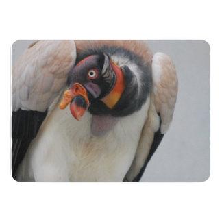 King Vulture Custom Invitation