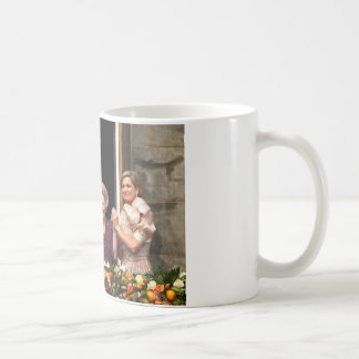King Willem Alexander, Princess Beatrix, Queen Max Coffee Mug