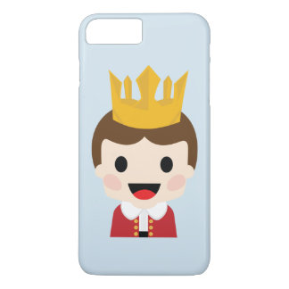 King with crown iPhone 8 plus/7 plus case
