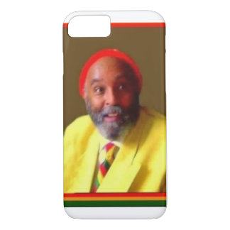 King Zere Yacob phone case