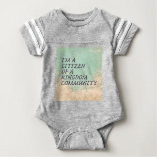 Kingdom Community Baby Bodysuit