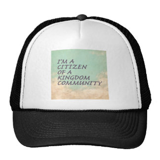 Kingdom Community Cap