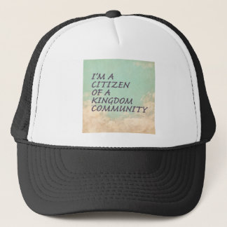 Kingdom Community Trucker Hat