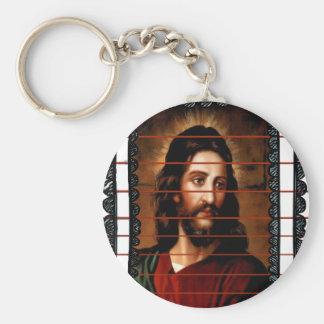 KINGDOM JESUS CRIST CATHOLIC 09 CUSTOMIZABLE PRODU KEY CHAIN
