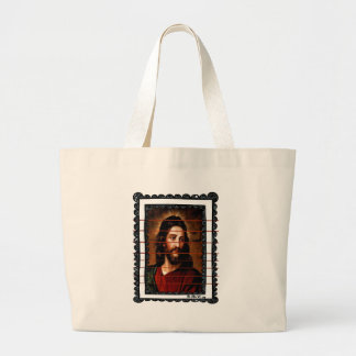 KINGDOM JESUS CRIST CATHOLIC 09 CUSTOMIZABLE PRODU CANVAS BAG