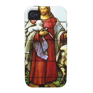 KINGDOM JESUS CRIST CATHOLIC 17 CUSTOMIZABLE PRODU CASE FOR THE iPhone 4