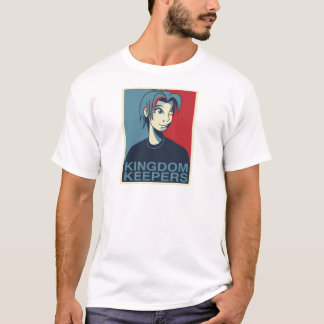 Kingdom Keepers Stylized TShirt-Finn T-Shirt