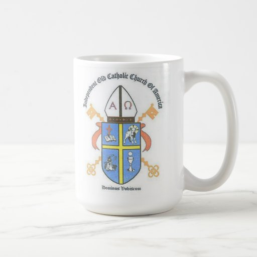 Kingdom of God Old Catholic Church Mug Coffee Mugs