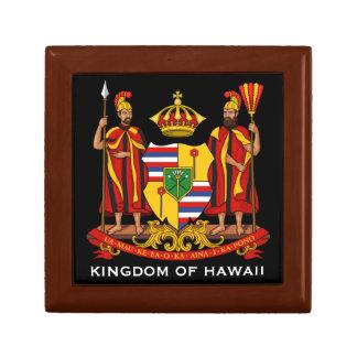 Kingdom of Hawaii* Jewelry Box