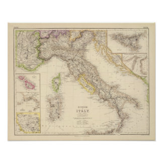 Kingdom of Italy Poster