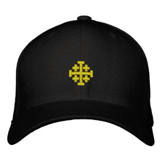 Kingdom of Jerusalem Embroidered Hat