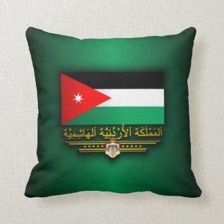 Kingdom of Jordan Flag (Arabic) Cushion