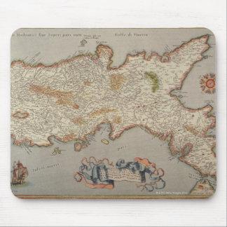 Kingdom of Naples Mouse Pad