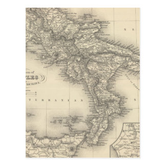Kingdom of Naples Postcard