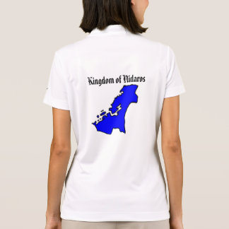 Kingdom of Nidaros Polo T-shirts