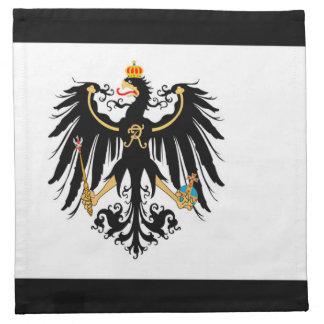 Kingdom of Prussia national flag Napkin