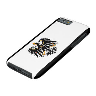 Kingdom of Prussia national flag Tough iPhone 6 Case