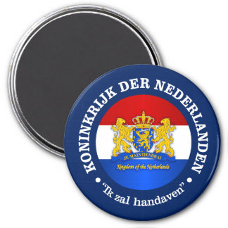 Kingdom of the Netherlands Magnet