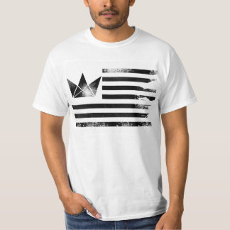 Kingdom Underground flag T Shirts