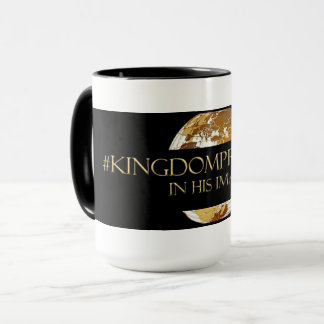 #KINGDOMPRENEUR- IN HIS IMAGE  TM MUG