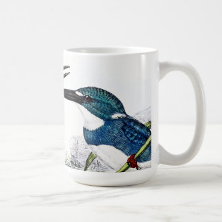 Kingfisher Birds Wildlife Animals Art Mug