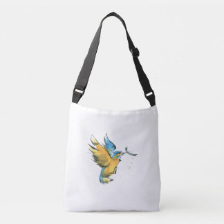 Kingfisher Crossbody Bag