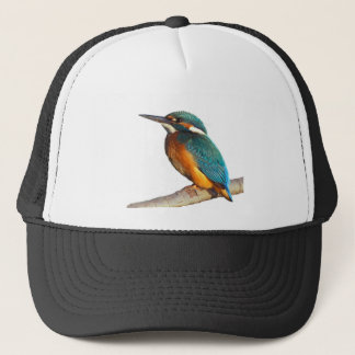 """Kingfisher"" design products Trucker Hat"