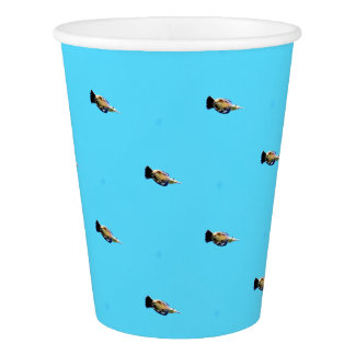 KINGFISHER IN FLIGHT QUEENSLAND AUSTRALIA PAPER CUP