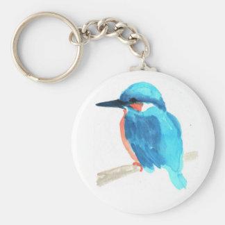 Kingfisher Key Chain