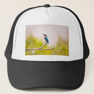 Kingfisher Nature Trucker Hat