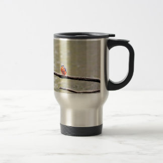 KINGFISHER QUEENSLAND AUSTRALIA TRAVEL MUG