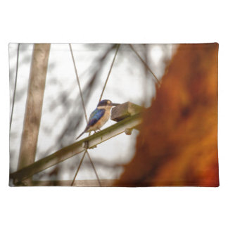 KINGFISHER RURAL QUEENSLAND AUSTRALIA PLACEMAT