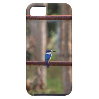 KINGFISHER RURAL QUEENSLAND AUSTRALIA TOUGH iPhone 5 CASE