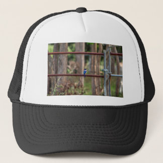 KINGFISHER RURAL QUEENSLAND AUSTRALIA TRUCKER HAT