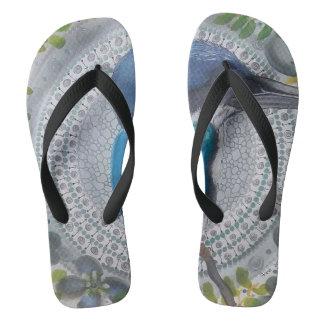 Kingfisher Thongs