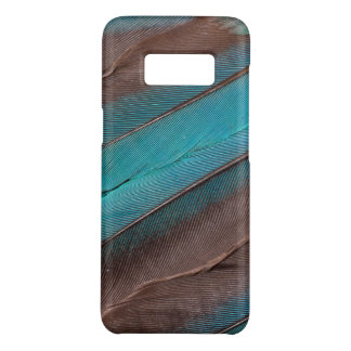 Kingfisher Wing Feathers Case-Mate Samsung Galaxy S8 Case