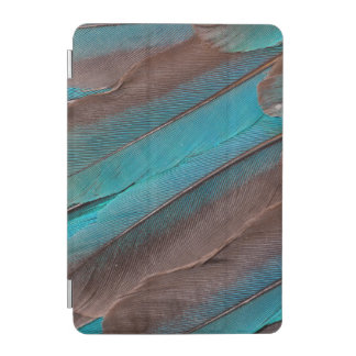 Kingfisher Wing Feathers iPad Mini Cover