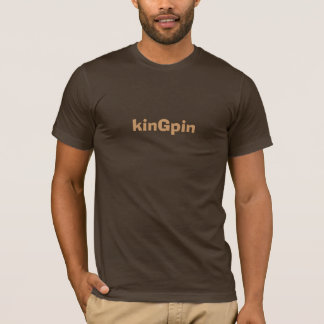 kinGpin - Caboose Style T-Shirt