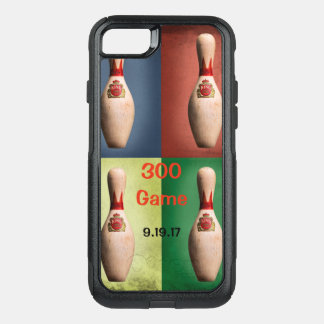 Kingpins iphone case with 300 Game and Bowl date