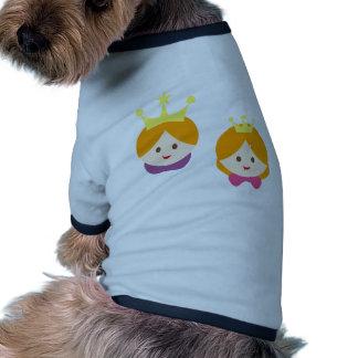 KingQueen5 Doggie Tee Shirt