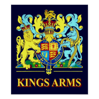 Kings Arms Poster