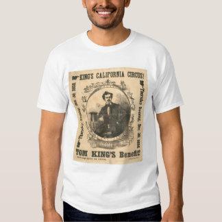 King's California Circus (0804A) T Shirts