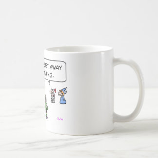 kings can get away with anything pooper-scooper mug