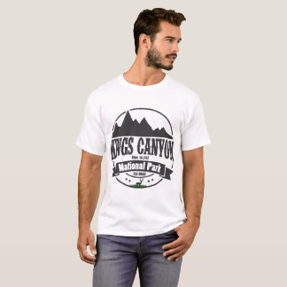 KINGS CANYON NATIONAL PARK T-Shirt