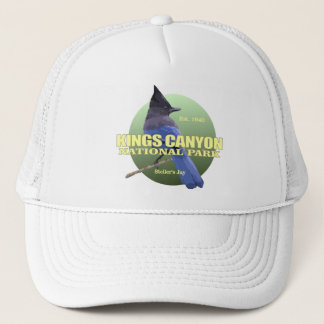 Kings Canyon NP (Stellers Jay) WT Trucker Hat