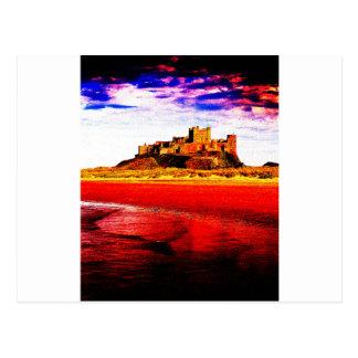 Kings Castle Postcard
