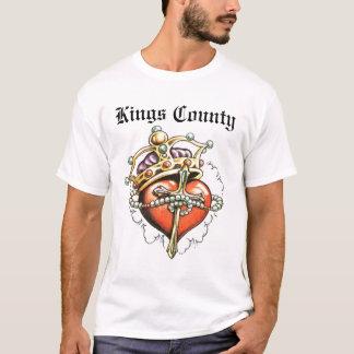 Kings County Heart T-Shirt