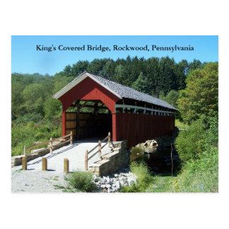 King's Covered Bridge Postcards